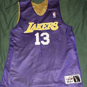 Alleson Athletic Mens Lakers Reversible Je…